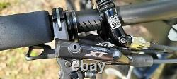 Santa Cruz Tallboy 2 Carbon wheelset, XTR, RS1 fork, FSA carbon cranks