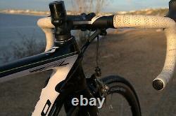 Scott Foil 52cm Aero Road Bike with Ultegra Di2, Di2 Charger, 3T Powertap Wheelset
