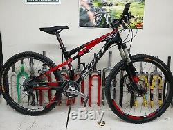 Scott spark 20 mountain bike DT Swiss wheelset, 2012 16 inch small