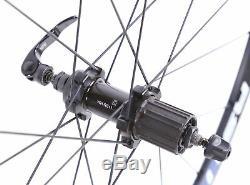 Shimano RS11 Road Bike Wheelset 700c Clincher 10 Speed QR