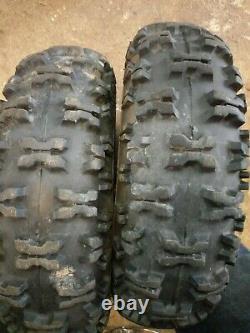 Simplicity 860E 870 Snowblower 1691898 Wheel Set w 4.8-8 Carlisle Sno Hog Tires