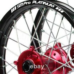 Sm Pro Wheel Set Motocross Cr Crf Kx Kxf Yz Yzf Rm Rmz Ktm Honda In Stock