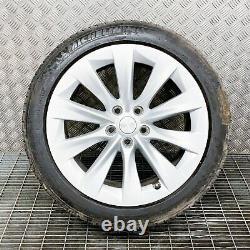 TESLA MODEL S 75D Alloy Wheel Set 1059337-00-B 19x8J ET40 245 45 R19 2018