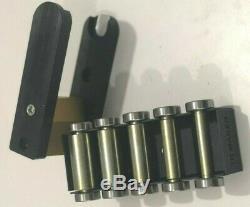 TR Maker Belt Grinder 2x72 small wheel set & holder for knife grinders Kit I