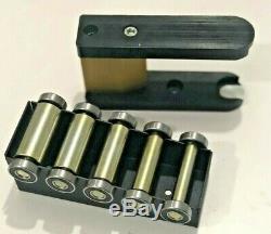 TR Maker Belt Grinder 2x72 small wheel set & holder for knife grinders kit