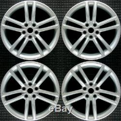 Tesla Model S Without Small Holes 19 OEM Wheel Set 2013 to 2015