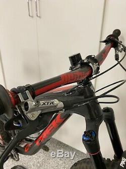 Trek Slash 9.9 with ENVE m70 wheelset ready to ride SIZE SMALL
