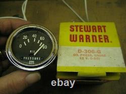 Vintage Stewart Warner Gauge Lot Fuel. H2o, Oil Temp, Oil Pres, Amp + More