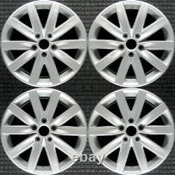 Volkswagen Golf Painted 17 OEM Wheel Set 2006 to 2014