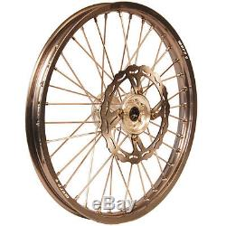 Warp 9 Custom Wheel Set 21 18 Suzuki Drz400sm MX Conversion 00-16
