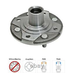 Wheel Hubs Set of 4 Front Left-and-Right LH & RH for Honda Accord CL 44600SM4020