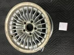 Wheel SET 14x7 Aluminum Small Center Cap TURBINE Fits 82-92 FIREBIRD