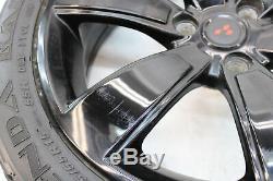 15-16 Spyder Rs-s Roue Sm5 Avant Gauche Droite Pneu Paire De Jantes 165-55-15 Oem
