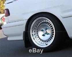15x8 4x100 Performa Roues Acura CIVIC Crx Jeu Integra Bmw Re30 4x100 Ensemble (4)