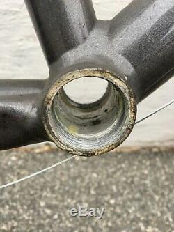 1984 Cannondale Sm500 Cadre Wheelset Guidon As Is
