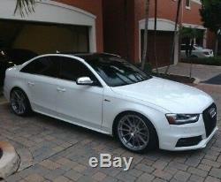19 Roues Gf6 Argent Pour Audi A5 S5 A6 S6 A7 Q5 19x9.5 5x112 Jeu De Jantes Concave 4