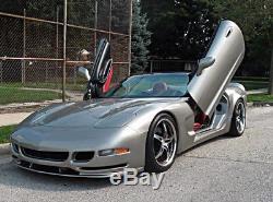 19 Roues Mrr Gt5 Pour Chevy Corvette C5, Ensemble De 4 Plats