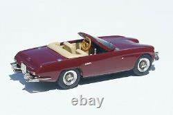 1 / 43 Lamborghini 350 Gt Convertible 1964 Set 2 Petits Roues - Veuillez Lire
