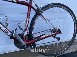 2011 Trek Madone 6.2 Road Bike Taille Petit Plein Carbone Avec Roues En Carbone 51cm