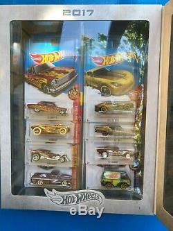 2017 Hot Wheels Rlc Super Chasse Au Trésor Set Petit Numéro # 00158/01200