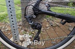 2019 Géant Révolte Avancée 0 Small Ultegra Cadre Carbone + Wheelset