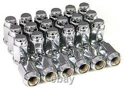 20 Chrome 5651 Roues Goodyear Pneus Lugs Tpms Set Fit Sierra Yukon Cv79