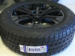 20 Ford F150 Expedition Set 4 04-19 Usine Noir Oem Roues Jantes Pneus Offr A