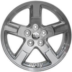 20 Roues Polies 2364 Et Pneus Goodyear Set Fit Dodge Ram 1500 Durango