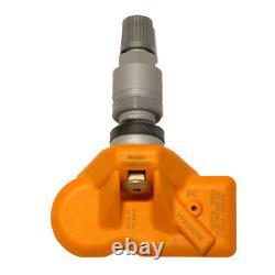 20x9 5916 Roues Chrome, Pneus Goodyear, Tpms Set Convient À Silverado 1500
