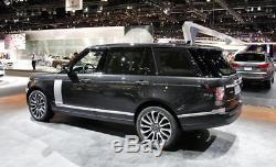 22 Oem Range Rover Roues D'autobiographie Boîte Ouverte Petit Nick Fedex Set 4