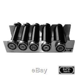 2x72 Belt Grinder Small Wheel Set Avec Support De Stockage Pour Couteau Grinders