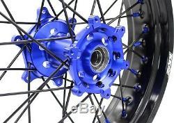 3.5 / 4.2517 Pour Roues Suzuki Drz400 Drz400s 400e Drz400sm Supermoto