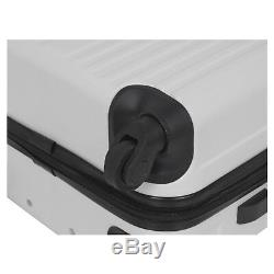 3pc Penn Abs 4 Roulettes Spinner Set Valise Dur Shell Bagages Bagages