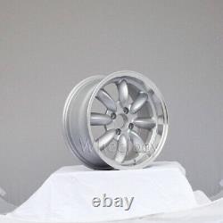4 Rota Wheel Rb 15x7 4x108 30 Rs Petites Casquettes Dernier Set