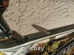 50cm 2011 Kestrel Airfoil Pro Sl Fibre De Carbone, Ultegra 2x10 Roues Supplémentaires