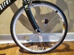 52cm Kestrel Airfoil Sm40 Vélo De Triathlon Avec Essieux Supplémentaire Carbone