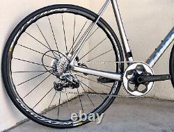 Argon 18 Gallium Road Bike 2020 Petit Rival Sram X11 Mavic Ksyrium Wheelset Mint