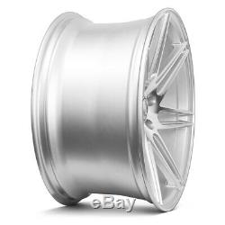 Ax Ex31 Roues 20x9 (35, 5x114.3, 73) Silver Jantes Set Of 4