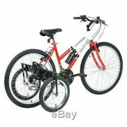 Bike USA Kit De Roues Stabilisatrices Pour Adultes 16 Roues D'entraînement Adultes Neuves, Pas Petites