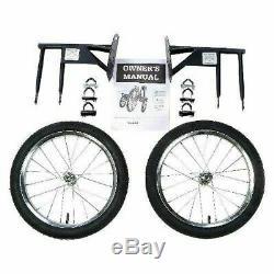 Bike USA Kit De Roues Stabilisatrices Pour Adultes 16 Roues D'entraînement Pour Adultes Neu