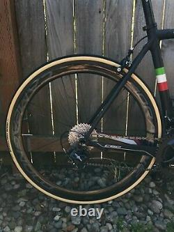 Colnago C60 Taille 52s Campagnolo 11 Speed Bora One 50 Jeu De Roues