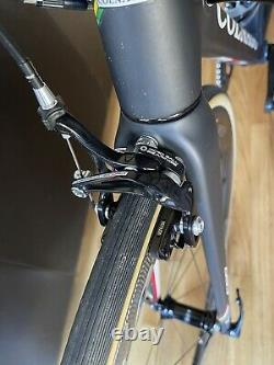 Colnago C60 Taille 52s Campagnolo 11 Speed Bora One 50s Jeu De Roues