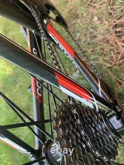Colnago C60 Taille 52s Campagnolo Super Record 12 Speed Shamal Mille Jeu De Roues