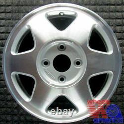 Ensemble 1992 1993 Honda Accord Oem Factory 42700sm2a01 3910486 15 Wheels Rims 63731