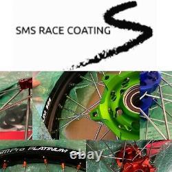 Ensemble De Roues Sm Pro Motocross Cr Cr Crf Kxf Yz Yzf Rm Rmz Ktm Honda En Stock