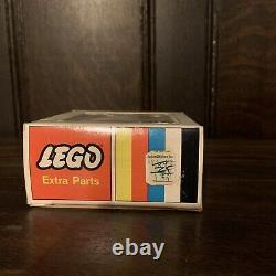 Extremly Rare Lego Set Samsonite 8 Small Wheels No. 058 Flambant Neuf Scellé