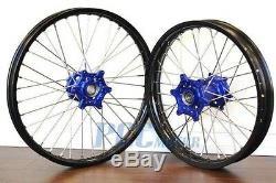 Husqvarna Sm / Te / Tc / Txc Jeu De Roues Cnc 250/450/510 2014-2015 21/18 Bike H Rmu03