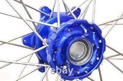 Husqvarna Sm/te/tc/txc 250/450/510 Cnc Wheels Set 2014-2015 21/18 Bike I Rmu03