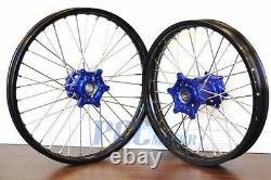 Husqvarna Sm/te/tc/txc 250/450/510 Cnc Wheels Set 2014-2015 21/18 Bike U Rmu03