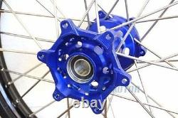 Husqvarna Sm/te/tc/txc 250/450/510 Cnc Wheels Set 2014-2015 21/19 Bike U Rmu02